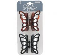 BUTTERFLY CLIP 2 PACK