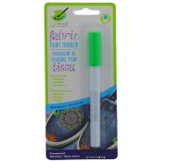 NEON GREEN FABRIC PAINT PERMANENT MARKER