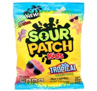 SOUR PATCH KIDS TROPICAL 4 OZ