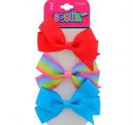 STYLIN GIRL 3 PACK BOW