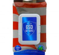 GSD WET WIPES FAMILY SIZE