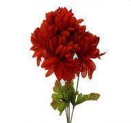 BURGUNDY FLOWER BUSH