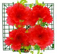 FLOWER MAT 10 X 10 INCH