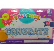 CONGRATULATIONS BALLOON 18 INCH