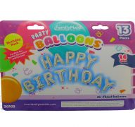 HAPPY BIRTHDAY BALLOON 16 INCH