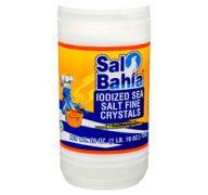 SAL BAHIA IODIZED SEA SALT 26OZ