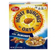 ALMOND HONEY BUNCHES OF OATS 725869