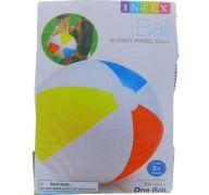 GLOSSY BEACH BALL 20 INCH