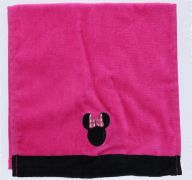 MINNIE MOUSE HEART TOWEL
