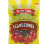 MARIANI SWEETEND DRIED CRANBERRIES