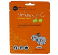 CELAVI VITMAINC C FACE MASK
