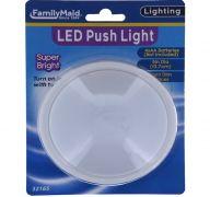 LED PUSH LIGHT 5 INCH