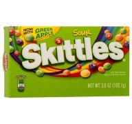SKITTLES SOUR BOX 3.2Z