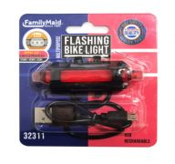 FLASHING BIKE LIGHT