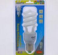 SPIRAL ENERGY SAVING LIGHT BULB 11 WATTS