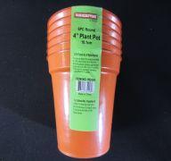PLASTIC PLANT 4 IN 6PC