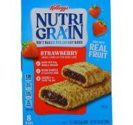 NUTRI GRAIN BREAKFAST STRAWBERRY BAR 8 PACK
