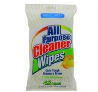 ALL PURPOSE CLEANER WIPES 42 COUNT