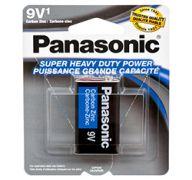 BATTERY PANASONIC 9V