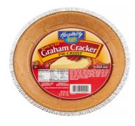 GRAHAM CRACKER PIE CRUST 9 INCH