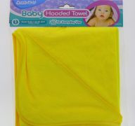 BABBY HOODED TOWEL 18.5 X 22.4 INCH