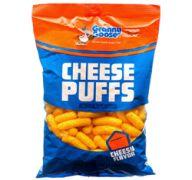 GRANNY GOOSE CHEESE PUFFS 6 OZ