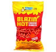 GRANNY GOOSE HOT CHEESE CURLS 7 OZ