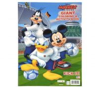 MICKEY MOUSE COLORING BOOK 11 X 16
