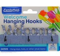 PLASTIC HANGING HOOKS