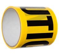 TAPE CAUTION PRINTED YELLOW 3&ampampquot X 100FT
