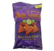 BAJA LIMON CHILE AND LIME TORTILLA CHIPS