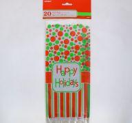 HAPPY HOLIDAY CELLO BAG 20 COUNT