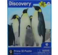 DISCOVERY PENGUINS PUZZLE