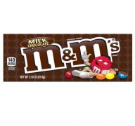 M AND M MILK CHOCOLATE BOXED 688694
