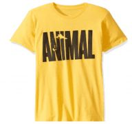YELLOW MENS TSHIRT