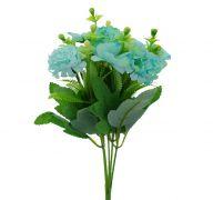 FLOWER BABY BLUE SHORT