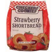 STRAWBERRY SHORT 9Z CHECKERS