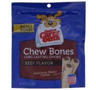 CHEW BONES BEEF FLAVOR  682704