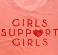 GIRL SUPPORTS GIRL SHIRT