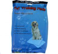 PET TRAINING PADS LARGE 3 PACK