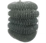 MESH WIRE SCOURERS 5 PACK