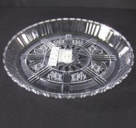 CLEAR RD TRAY