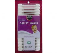SAFETY SWABS FOR CHILDREN 80 PACK