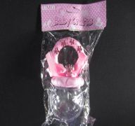 BABY PACIFIER PINK