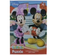 MINNIE AND MICKEY MOUSE PUZZLE