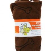 MICROFIBER PET TOWEL 17.3 INCH X 26 INCH