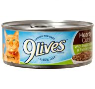 9 LIVES SLICES CHICKEN FISH