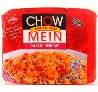 NISSIN CHOW MEIN SHRIMP 4 OZ
