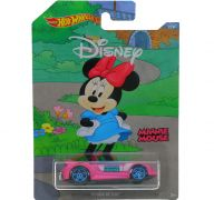 HOT WHEELS MINNIE MOUSE