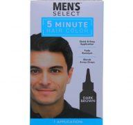 MENS DARK BROWN HAIR COLOR